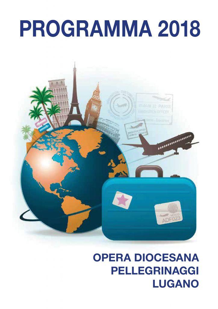 29.08.17 Catalogo Viaggi ODP Lugano 2018