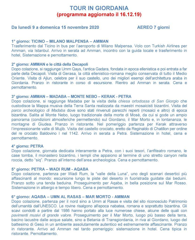 16.12.19 Programma aggiornato TOUR IN GIORDANIA 09-15.11.20 in aereo-001